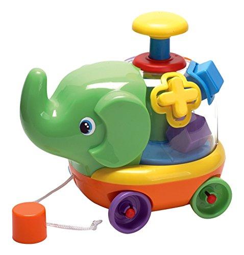 Funtime Tiempo de la diversión 55388Edwin El clasificador de Forma de Elefante