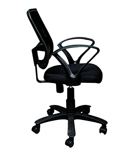 Nice Scotch-Brite Newton Office Chairs, Black