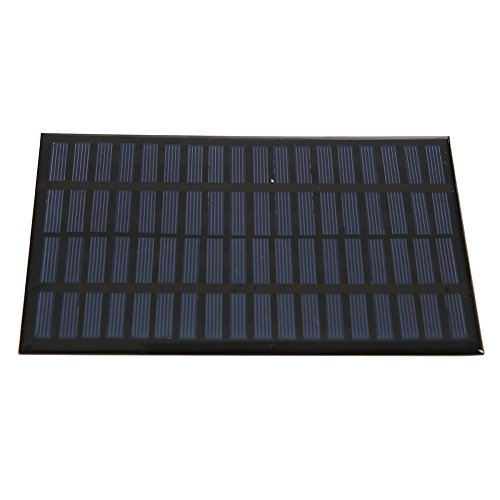 Balai 1 Stück 2.5W 18V Solarpanel Polykristallin Solar Power Panel-Solar System DIY - 3