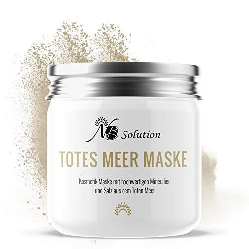 Totes Meer Maske Gesichtsmaske - Dead Sea Mud Mask Für Gesicht Und Körper - Beauty Mask Totes Meer Schlamm