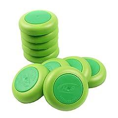 Idea Regalo - 30 /60 pezzi Refill disco dischi verde proiettile della pistola Blaster freccette giocattolo per Nerf Vortex