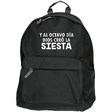 HippoWarehouse Y Al Octavo Día Dios Creó La Siesta kit mochila Dimensiones: 31 x 42