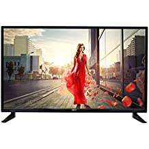 QFX 80 cm (32 Inches) HD Ready LED TV QL3160 (Black)(2018 model)