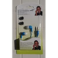 MAGNITUDE® STEREO-IN-EARPHONE WITH SILICONE BUDS