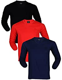 Maniac Mens Full Sleeve Tshirts Combo