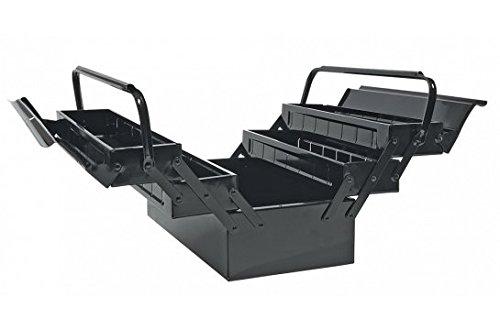 Topex 79r100–Werkzeugkasten mit 5Fächer (40cm)
