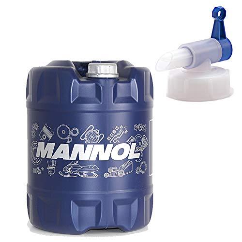 MANNOL TS-1 SHPD 15W-40 API CH-4/CG-4/CF-4/SL Motorenöl, 20 Liter -