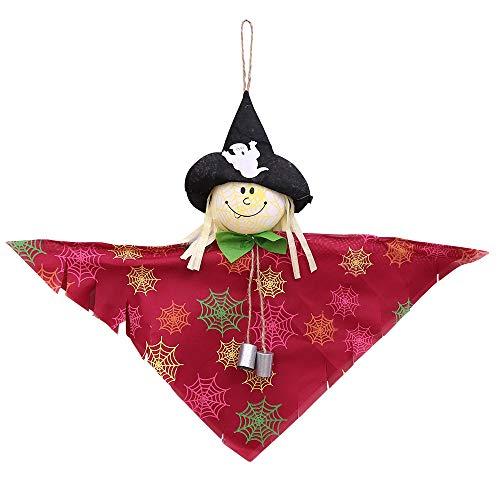 Kostüm Doll Scary Baby - QinMM W Halloween Spielzeug Scary Ghost String,Kreative Halloween Anhänger Ornamente Filz Halloween Sunny Doll Decor