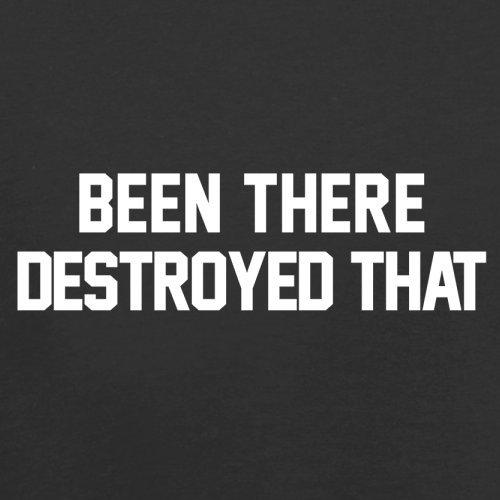 Destroyed That - Herren T-Shirt - 13 Farben Schwarz