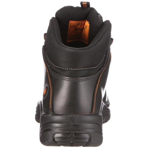 Gevavi Safety Gevavi Safety GS 56 GEVGS56 Unisex - Erwachsene Stiefel Schwarz(Zwart)
