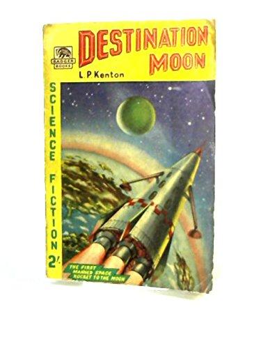Destination Moon par Hergé