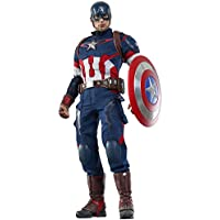 Hot Toys Avengers: Age of Ultron Captain America 1/6th Scale Collectible Figure