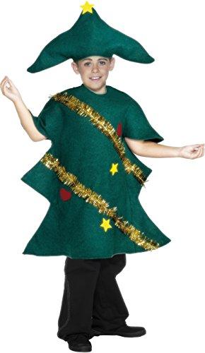 Imagen de green  disfraz de árbol de navidad infantil, talla m 28264m  alternativa