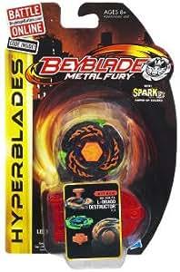 Beyblade Metal Fury Hyperblades L-Drago Destructor BB-108 FX