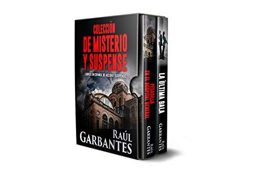 Colección de Misterio y Suspense: libros en español de acción y suspenso (Tomo nº 2) por Raúl Garbantes