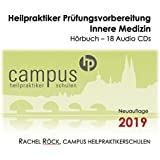 Heilpraktiker Prüfungsvorbereitung Innere Medizin: Hörbuch - 18 Audio CDs