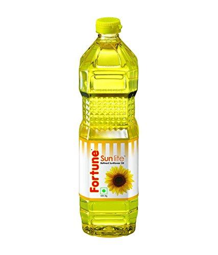 Fortune Sunflower Oil, 1L Bottle