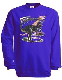 Ethno Designs Sweatshirt Enfants Tyrannosaurus Rex