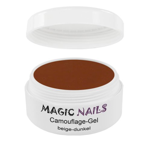 Magic Items Camouflage Make Up Gel UV Beige Foncé Studio Qual 5 ml