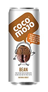 CocoMojo Bean - Coconut Water Coconut Milk with Coffee (12 Pack)