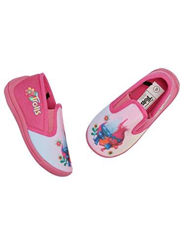 trolls-poppy-character-print-pull-on-elasticated-nightwear-slipper-shoes
