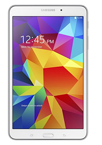 Samsung Galaxy Tab 4 8-inch Tablet (White) – (Quad Core 1.2GHz, 1.5GB RAM, 16GB Storage, Android 4.4) 41eDgM 2BXbSL