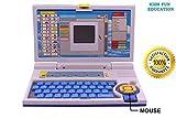 Sky Tech® Kids Fun English Learner Educational Laptop for 20 Fun Activities Enhanced