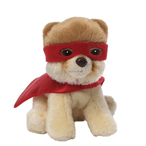 GUND Itty Bitty Superhero Boo Plush Toy