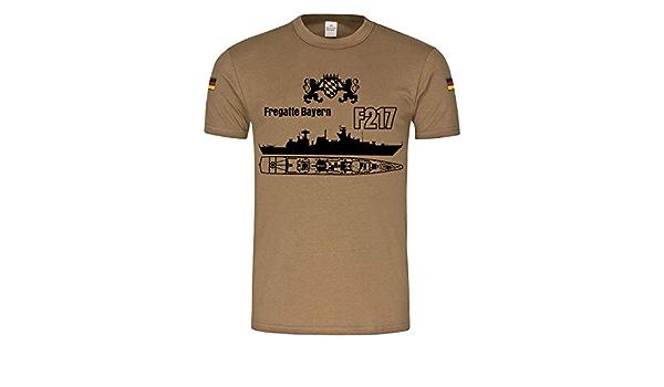 BW Tropen Bayern F217 DRAJ Bundesmarine Marine BW Einsatz Tropenshirt #18615