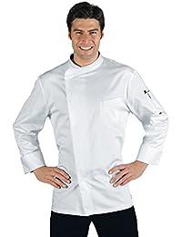 Amazon.it  Giacca Donna Bottoni - Giacche da chef   Ristorazione ... 6b2dcfe6572e