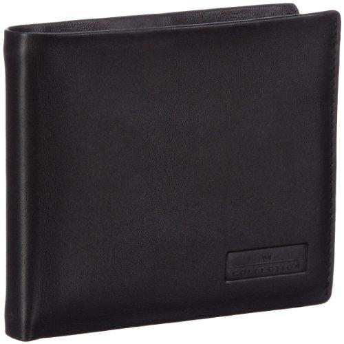 Maitre Melmak Gilbrecht BillFold H4 4900000268 Damen Geldbörsen 12 x 7 x 1 cm (B x H x T), Schwarz (black 900)
