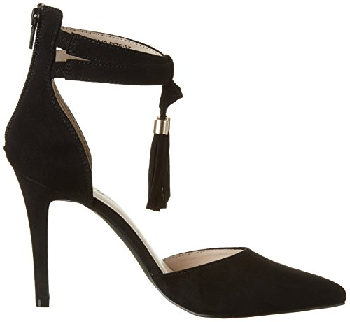 Bianco Tassel Sandal Jfm17, Escarpins femme Noir
