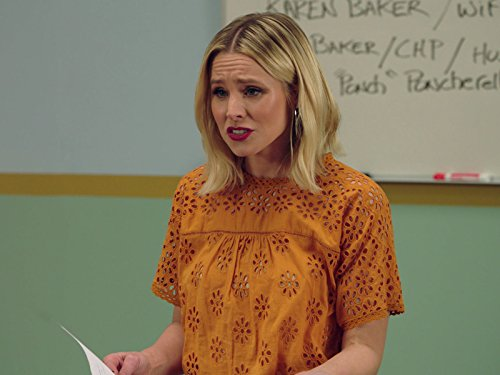 Kristen Bell Auditions For CHIPS With Dax Shepard and Michael Peña Hahn-chip