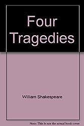 Four Tragedies (Romeo and Juliet, MacBeth, Julius Caesar, Hamlet)