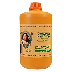 Shahnaz Husain Professional Power Scalp Tonic Hair Oil (1000 ml)