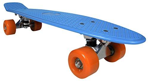 Awaii IDD22-000B0 Skateboard, Blu, Taglia Unica