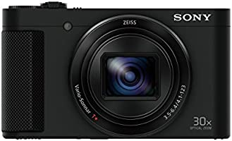 Sony DSC-HX90 Camera 18MP 30xZoom 3.0LCD FHD Carl Zeiss