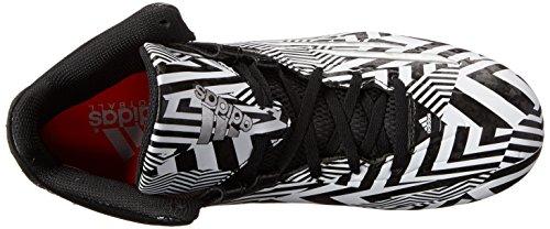 Adidas Performance Filthyspeed Mid Football Taquet, Noir / platine, 6,5 M Us Black/Platinum