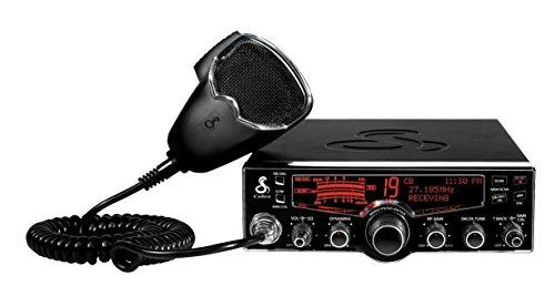 Cobra Multi-Standard LCD CB Radio Cobra Digital-mikrofon