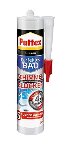 Pattex Schimmel Blocker Aktiv Silikon manhatten, PFSBM