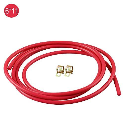 Auto-Silikon-Vakuumschlauch, Autozubehör, Für Turbinenkühler - 4 Längen Sind Optional (Kundenspezifische Auto-zubehör)