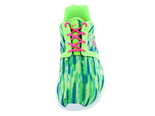 Nike Roshe One Flight Weight Gs, Entraînement de course fille green