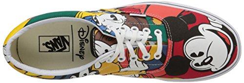 Vans  U AUTHENTIC DISNEY,  Unisex-Erwachsene Sneaker - rot