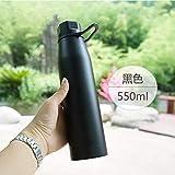 SUPAERCUPH Edelstahl-Vakuumschale Portable Outdoor Handle Griff Wasserkocher