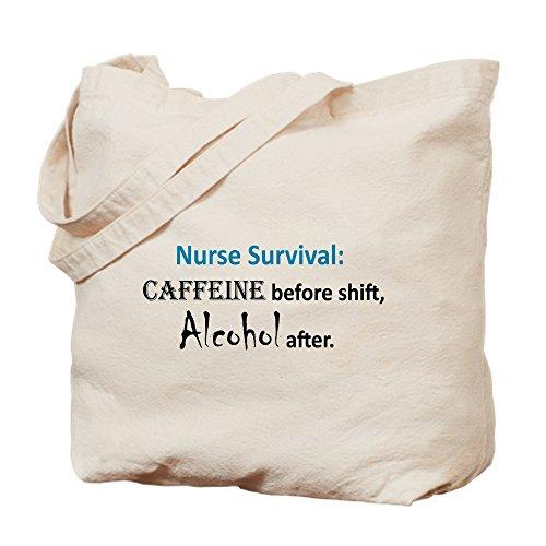 Press Cafe Tote Bag (CafePress Tote Bag–Nurse Survival Tasche)