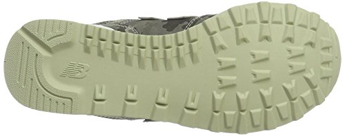 New Balance Wl574, Sneaker Donna Powder/White