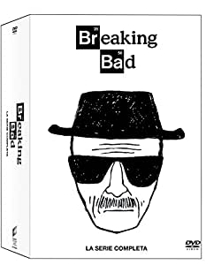 Breaking Bad - Collection White Edition (21 DVD)