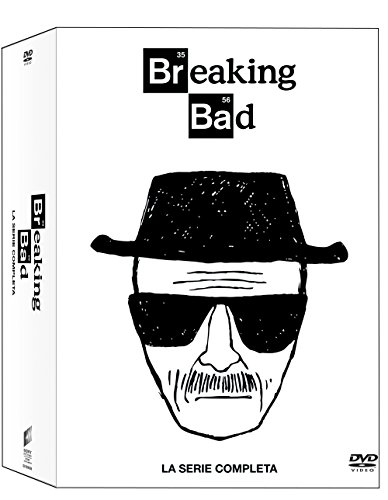 Breaking Bad Collection White Edition