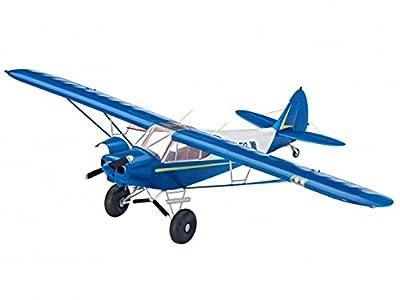 Revell Modellbau 04890 - Piper PA-18 with Bushwheels im Maßstab 1:32 von Revell Modellbau