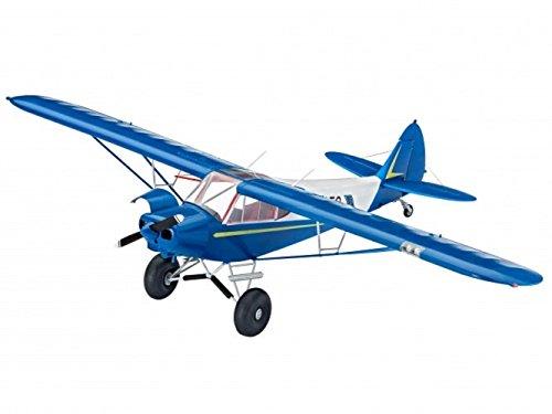 Preisvergleich Produktbild Revell Modellbau 04890 - Piper PA-18 with Bushwheels im Maßstab 1:32